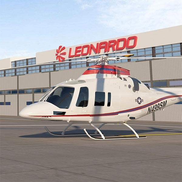 Leonardo to open support center at Whiting Aviation Park